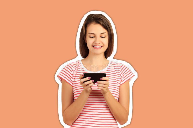 Enviando transferencia online