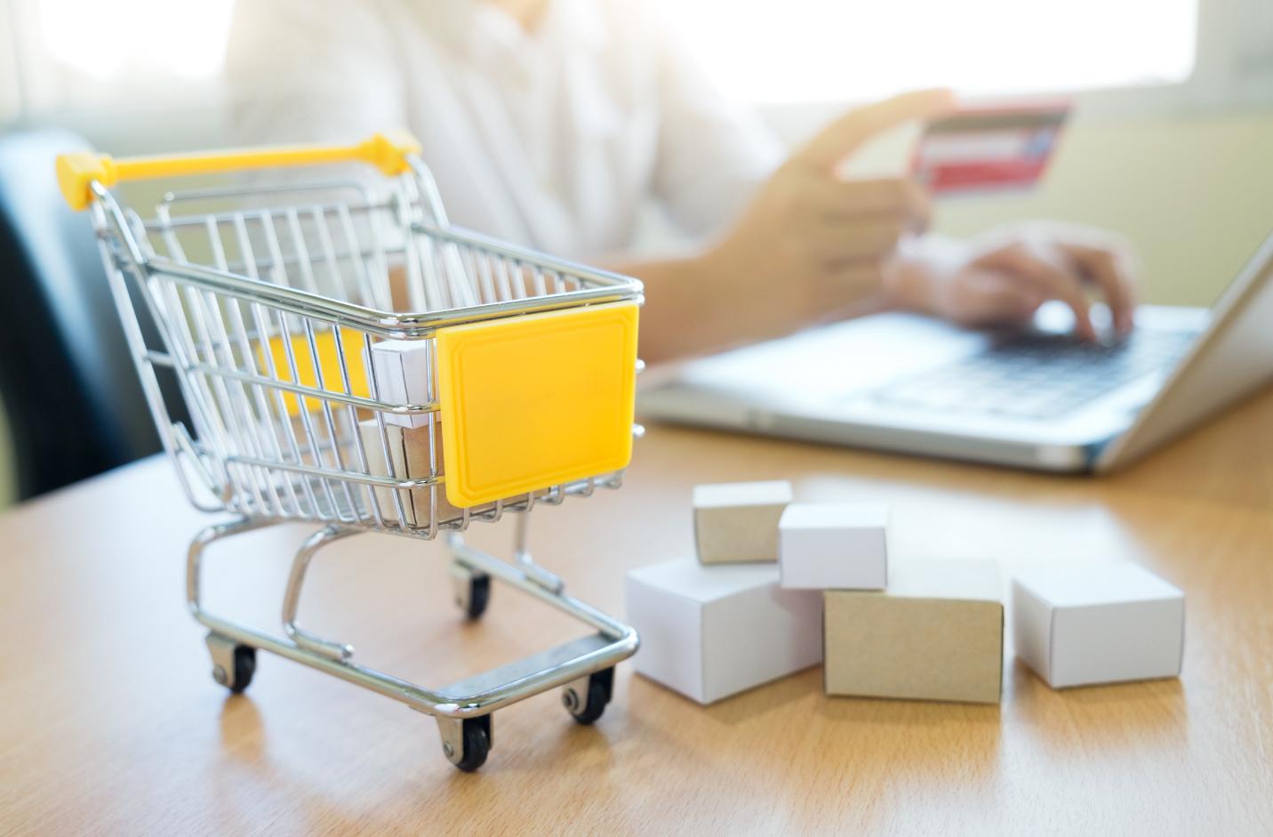 Pagar tus compras en linea