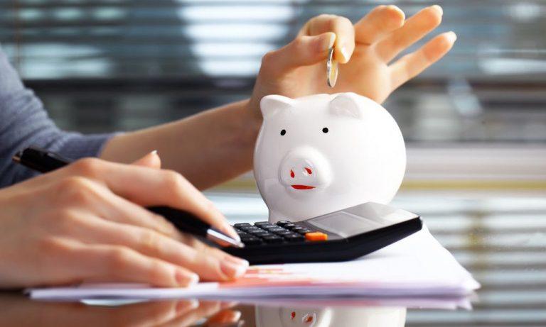 Ahorro tarjeta de crédito